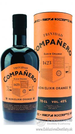 Companero Elixir Orange 0,7 l 40%