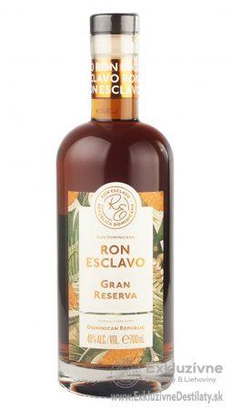 Ron Esclavo Gran Reserva 0,7 l 40%
