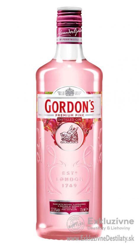 Gordon's Premium Pink Gin 0,7 l 37,5%