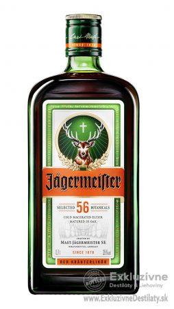 Jägermeister 0,7 l 35%