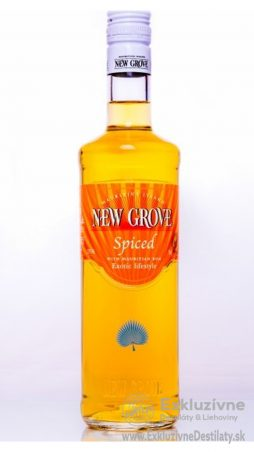 New Grove Spiced 0,7 l 37,5%