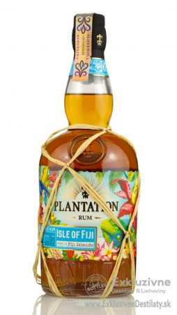Plantation Isle of Fiji 0,7 l 40%
