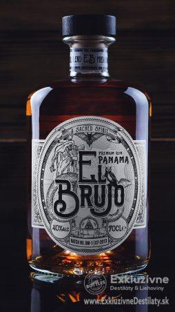 El Brujo Panama Aged Ron 0,7 l 40%
