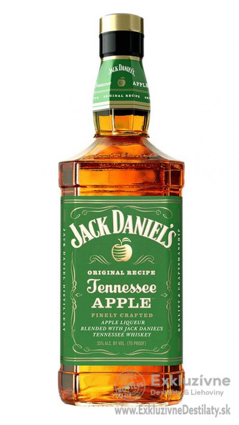 Jack Daniel´s Apple 0,7 l 35%