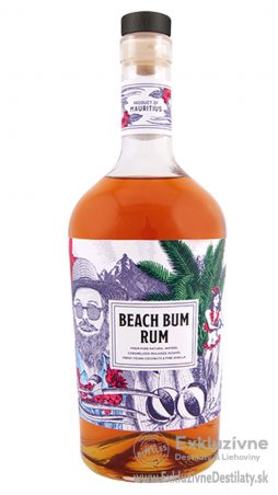 Beach Bum Rum Gold 0,7 l 40%