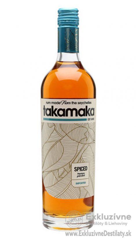 Takamaka Spiced 0,7 l 38%