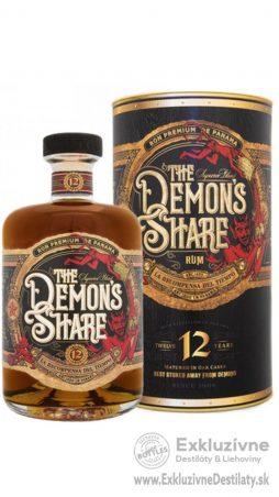 The Demon's Share 12yo 0,7 l 41% gift