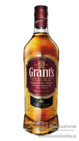 Grant's Family Reserve 1 l 40%
