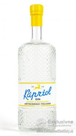 Kapriol Gin Lemon & Bergamot 0,7 l 40,7%