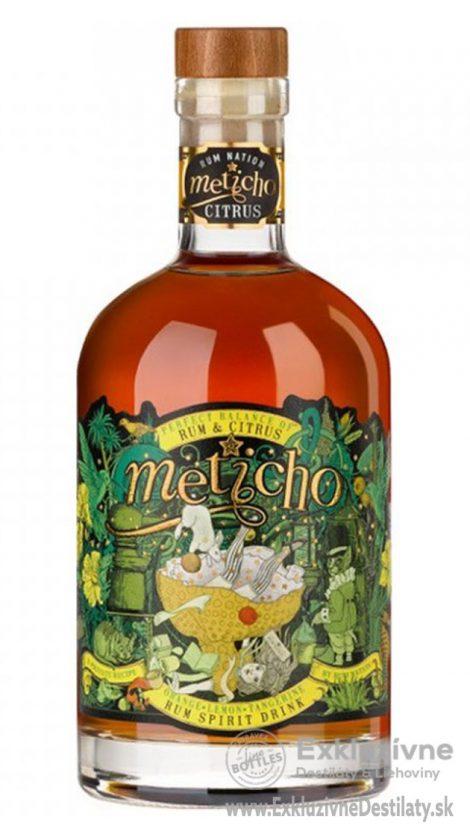 Meticho Rum & Citrus 0,7 l 40%