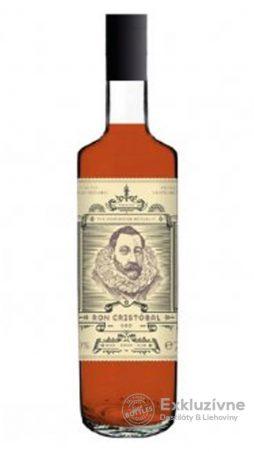 Rum Cristóbal ORO 3yo 0,7 l 38%