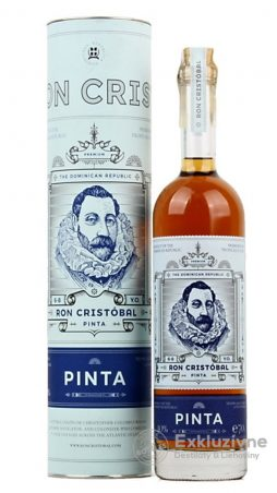 Rum Cristóbal Pinta 8yo 0,7 l 40%