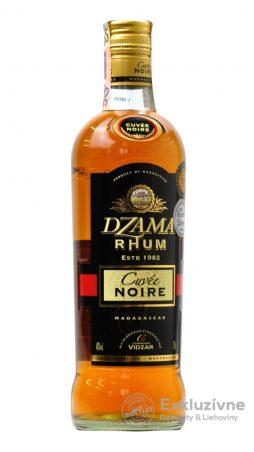 Dzama Rhum Cuvée Noire 0,7 l 40%