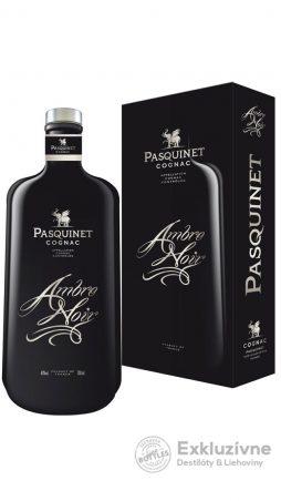 PASQUINET Cognac Ambre Noir 0,7 l 40%