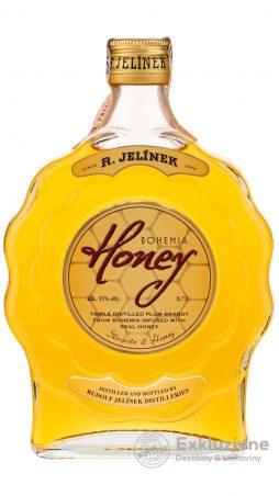 Rudolf Jelinek Slivovica Bohemia Honey 0,7 l 35%